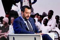 Pour l'écrivain Gabriel Matzneff, les propos de Matteo Salvani sur les capacités de l'Italie à accueillir des migrants affricains sont lucides.  ©