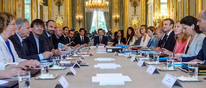Le gouvernement se réunira vendredi 31 août au matin en conseil des ministres.