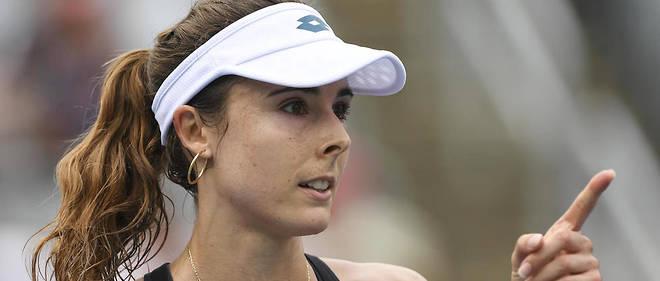 Aucune sanction supplémentaire ne sera prise contre la Française, a fait savoir la Fédération américaine de tennis.