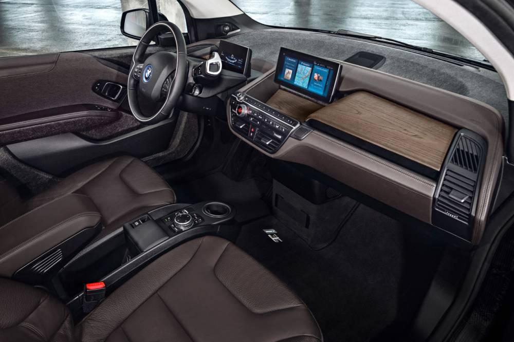 BMW i3s ©  BMW