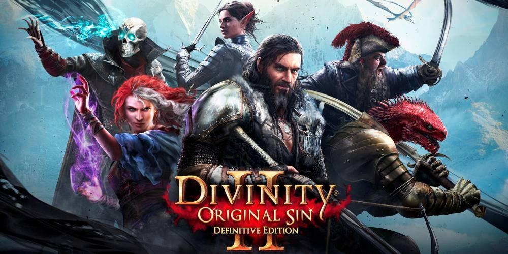 Divinity Original Sin ©  arian Studios © Bandai Namco Entertainment]