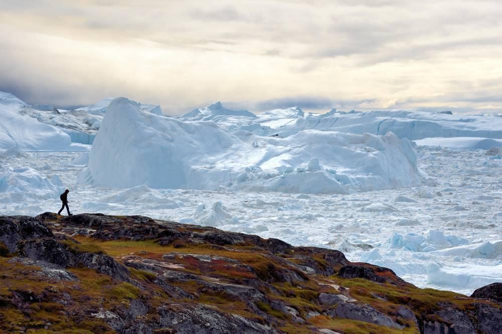 Groenland © Bertrand Rieger Bertrand Rieger