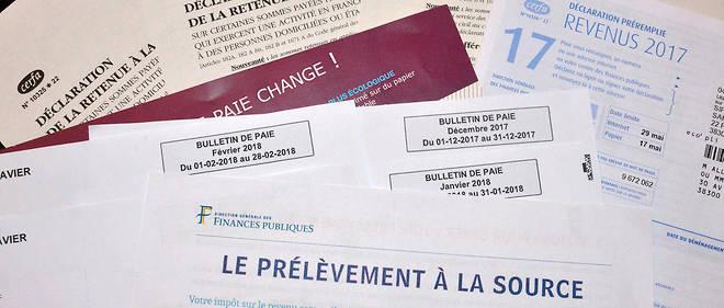 Prelevement A La Source L Ecueil Des Credits D Impot Le Point