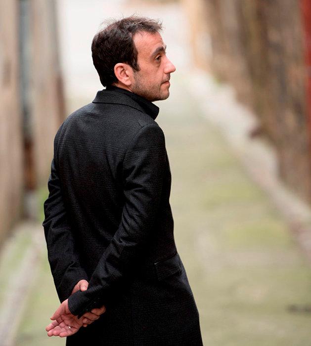 En grâce. Jérôme Ferrari («Lesermon sur la chute de Rome», prix Goncourt 2012) publie un nouveau roman, «Ason image».