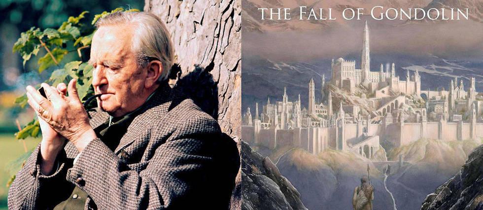 <p>« La Chute de Gondolin », compilation des diférentes versions d'un des premiers récits de Tolkien, est enfin disponible.</p>