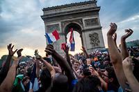 Durant le Mondial, plusieurs femmes ont rapporté avoir été victimes d'agressions sexuelles.  ©Simon Guillemin