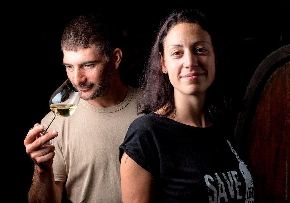 Hervé et Nathalie Carrette, domaine Carrette.
