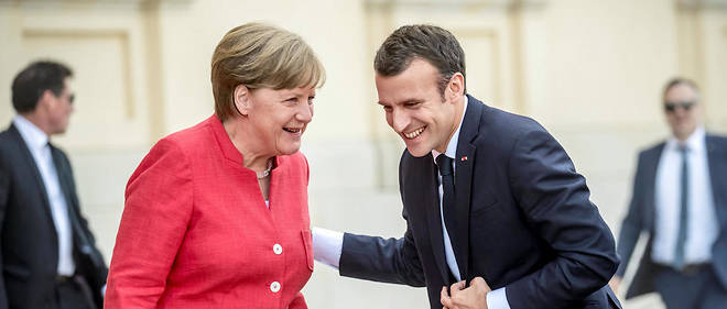 2631eaec269cfa Cette rencontre intervient au moment ou la chanceliere allemande, au  pouvoir depuis 2005, est