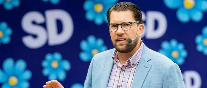 Le leader nationaliste suédois a abandonné la doctrine ultralibérale des débuts du SD pour adopter une ligne de défense de l'État providence.