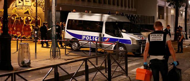 L'agression s'est déroulée dans le 19e arrondissement, le long du canal de l'Ourcq, à Paris.