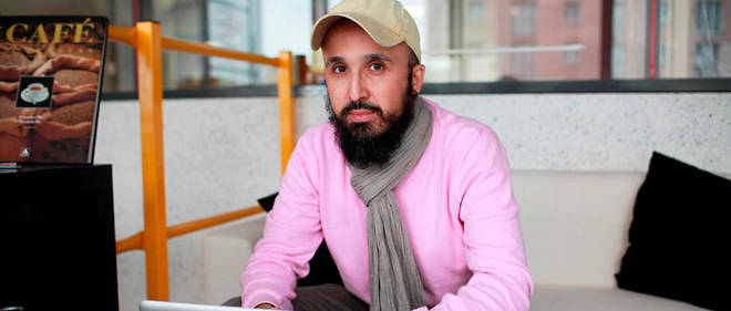 Fateh Kimouche, créateur du blog Al-Kanz, un influenceur de la « muslimphère», dit pouvoir discuter avec tout le monde, mais réclame que les musulmans décident pour les musulmans.