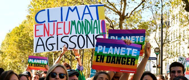 Cette déclaration survient trois jours avant un sommet mondial inédit pour l'action climatique à San Francisco.