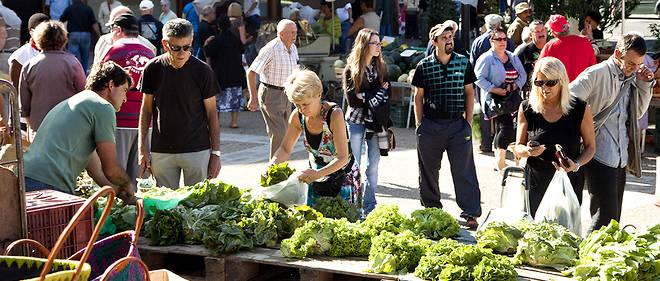 27 % des Français sondés ne peuvent pas s'offrir quotidiennement des fruits et légumes.