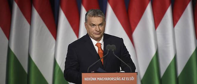 Viktor Orban pourra compter sur le soutien des souverainistes au Parlement européen.