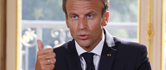 En France, 3 millions d'enfants vivent sous le seuil de pauvreté, un défi qu'Emmanuel Macron compte relever.