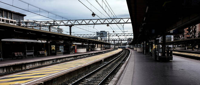 De gigantesques travaux affectent le fonctionnement de la gare de Lyon Part-Dieu, qui doit doubler de superficie d'ici 2023.