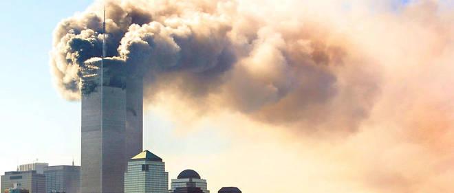 Magnat de l'immobilier, Donald Trump donnait à WWOR sa première interview sur les attentats contre le World Trade Center.