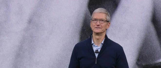 Tim Cook rend hommage à Steve Jobs lors de la keynote Apple du 12 septembre 2017