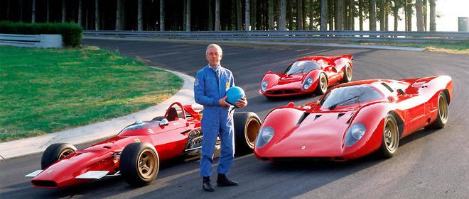 Pierre Bardinon, disparu en 2012, avait constitué une incroyable collection de Ferrari de course, saluée par Enzo Ferrari comme la meilleure du genre.