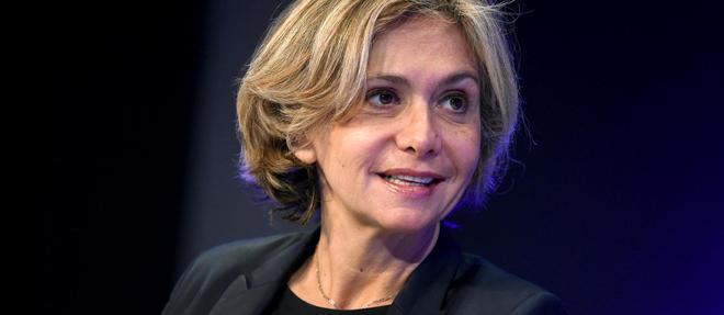 Valérie Pécresse dirige la région Île-de-France.  ©ERIC PIERMONT