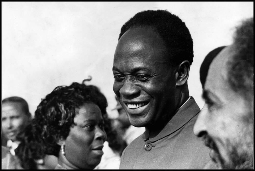 En Afrique où plusieurs universités, avenues et institutions portent son nom, Kwamé Nkrumah a la stature d'un visionnaire, celui qui a pensé le panafricanisme et a été le précurseur de l'Unité africaine.  ©  Ann Ronan Picture Library