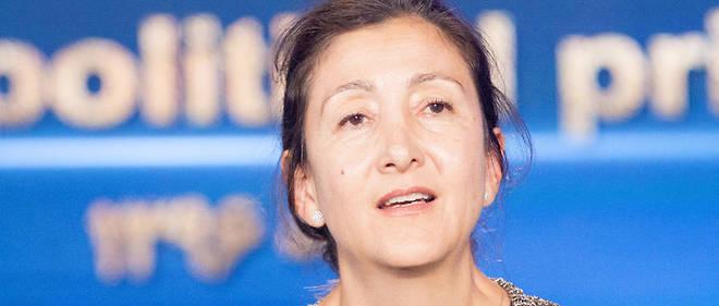 «Quand on a les Français commeresponsabilité, ce sont tous les Français. On ne peut en oublier aucun», clame Ingrid Betancourt.