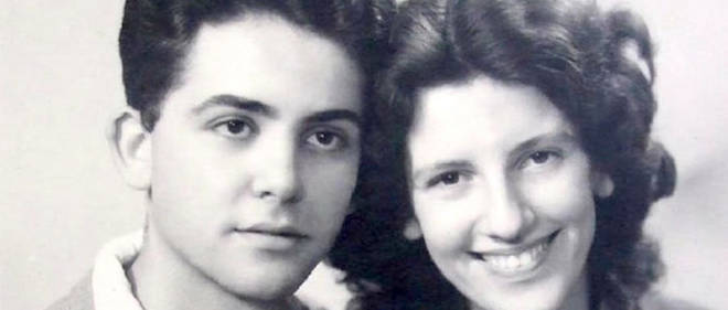 Maurice Audin et sa femme Josette. Aussaresses a revendique la mort du militant sur le tard. Mais une autre version existe.