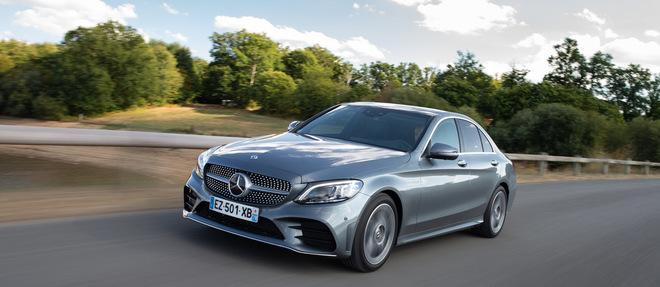 Ne pas se fier aux apparences, la Mercedes Classe C 2019 change beaucoup, surtout la C200 avec son étonnant 1.5 l essence turbo doté d'un booster électrique  ©tibo