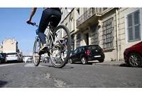 Le gouvernement veut encourager l'usage du vélo pour aller travailler.