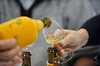 Les vins jaunes du Jura