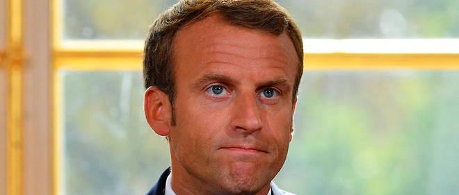 """Le président de la République Emmanuel Macron a présenté son plan pauvreté, devant faire oublier son image de """"président des riches""""."""