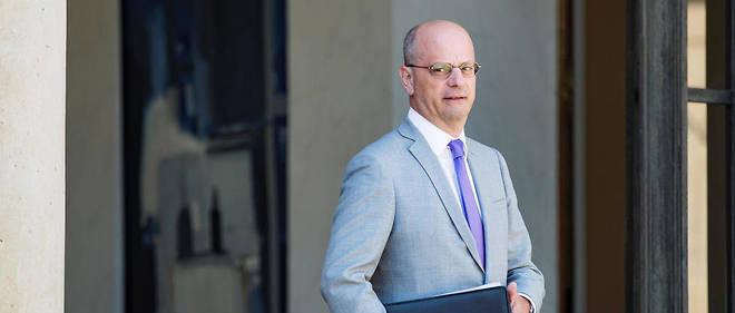 Jean-Michel Blanquer a également annoncé une hausse du budget de son ministère.