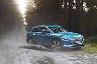 L'Audi e-tron quattro est produite à Bruxelles dans une usine à bilan carbone neutre