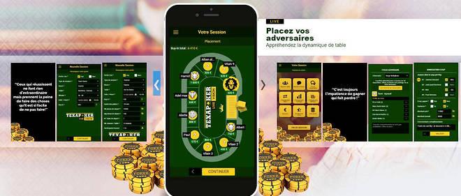 Live Vision, la nouvelle appli de profilage disponible sous Android.