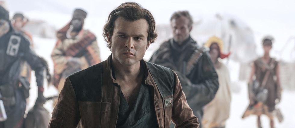 <p>Solo, A Star Wars Story, dernier-né de la franchise et joli flop au box-office.</p>