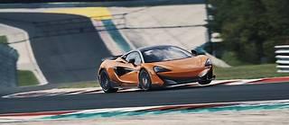 McLaren 600LT ©Beadyeye
