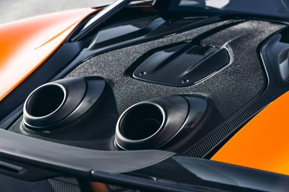 McLaren 600LT Global Test Drive - Hungaroring - Sept 2018 © Beadyeye Beadyeye / McLaren