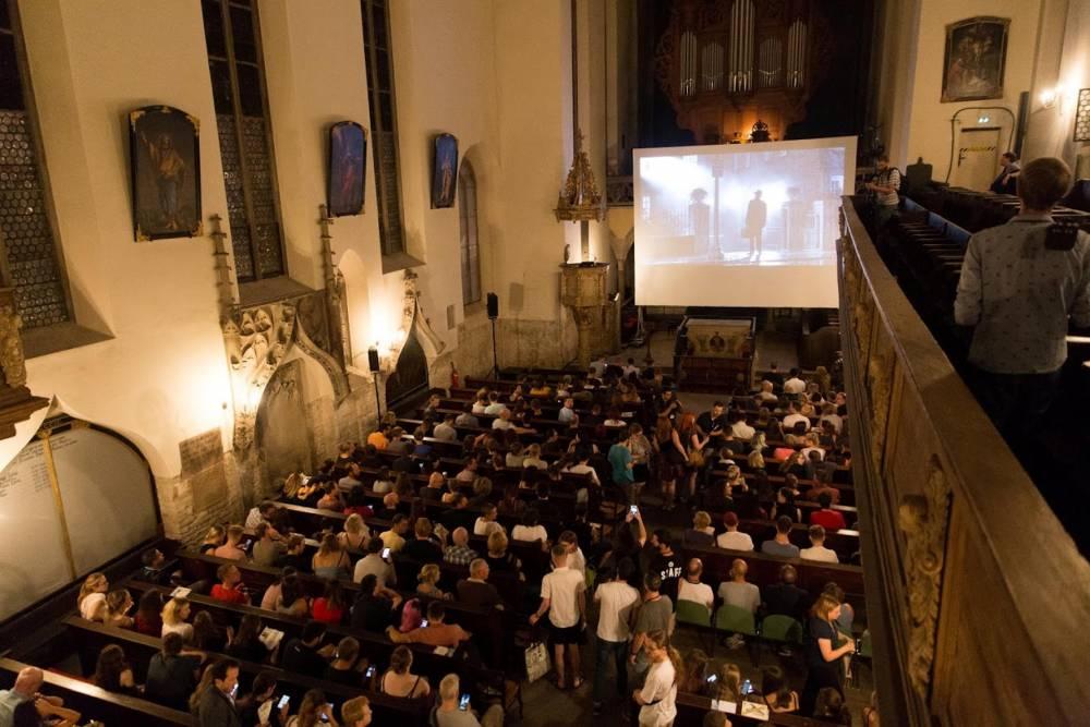 Projection de l'Exorciste ©  Festival européen du film fantastique de Strasbourg