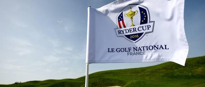La Ryder Cup se déroule en France fin septembre 2018.