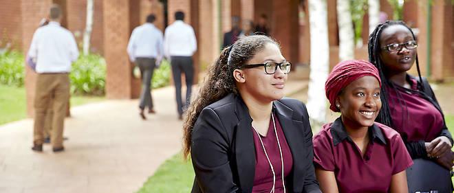 À l'image des meilleurs étudiants des plus grandes universités du monde, ceux de l'African Leadership Academy se mettent au diapason des enjeux stratégiques actuels.
