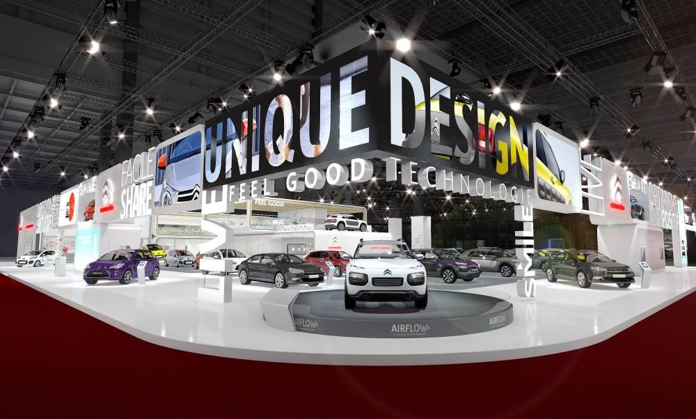 Mondial de l'Auto de Paris © AKDV AKDV / DR