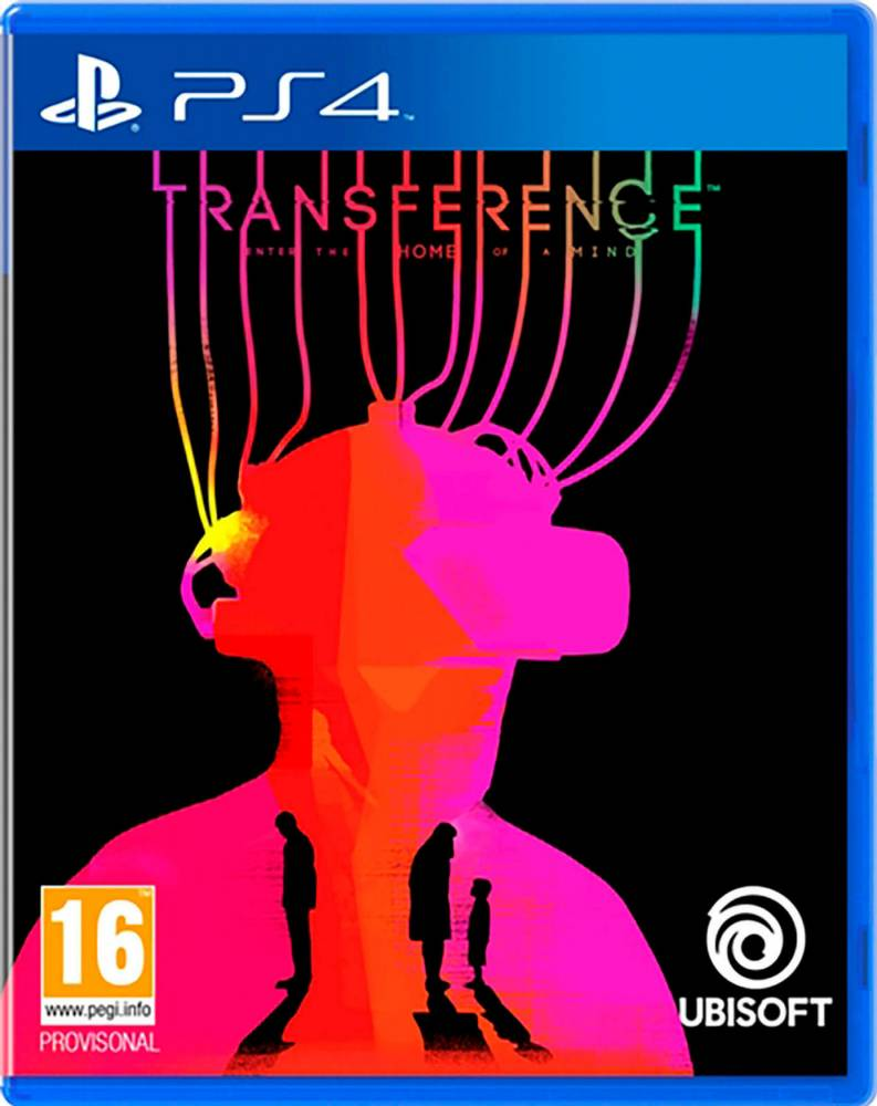 Transference PS4  ©  @Ubisoft