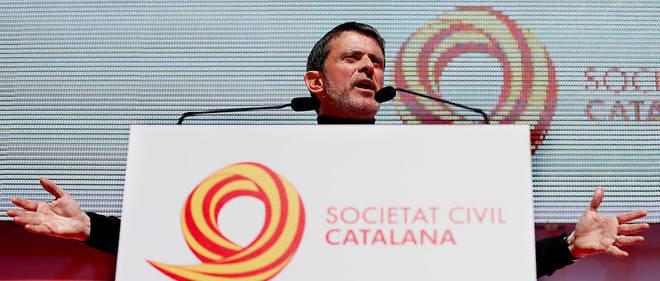 Manuel Valls a décidé de se lancer dans la course à la mairie de Barcelone.