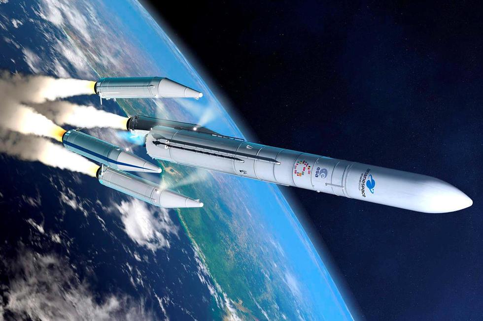 Calendrier Lancement Ariane 2019.Espace Ou En Est Ariane 6 Le Point