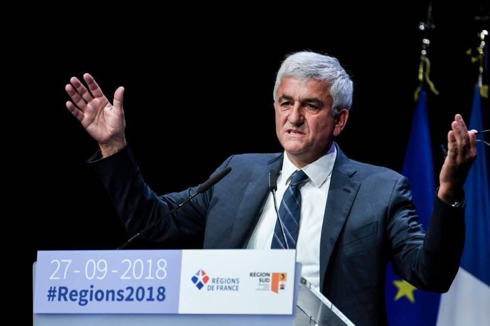 Hervé Morin ©  CHRISTOPHE SIMON / AFP