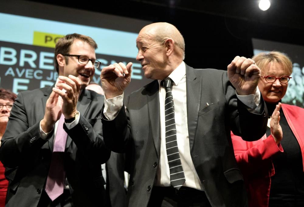 FRANCE-VOTE-REGIONALES-BRETAGNE-PS © JEAN-FRANCOIS MONIER JEAN-FRANCOIS MONIER / AFP