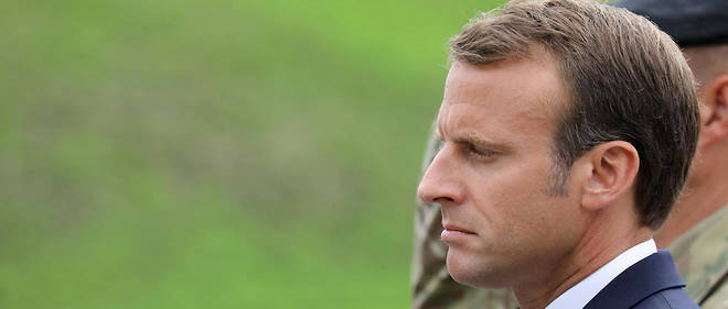 Emmanuel Macron explique aussi vouloir s'investir dans la campagne pour les européennes.