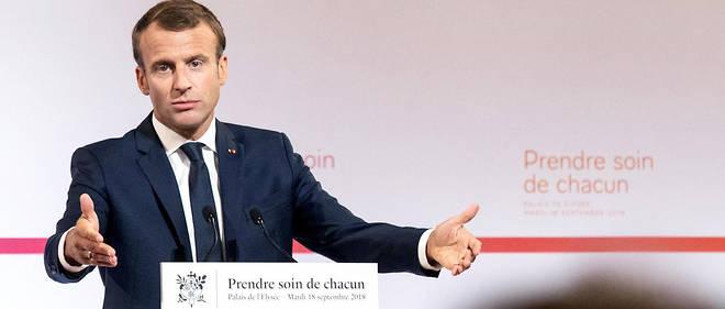 «Emmanuel Macron tente un réembrayage».