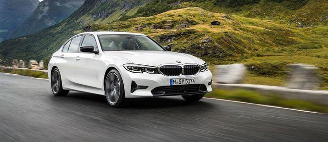 BMW Série 3 2019 ©Fabian Kirchbauer