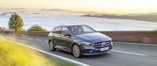 Mercedes Classe B 2018